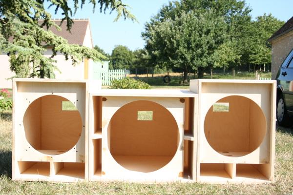 Mes caisson 1 mini tuto gratuit forum construction d 39 enceintes audi - Caisson de basse diy ...
